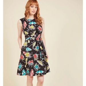 Emily and Fin Too Much Fun A-Line Lucy Dress